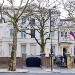 List of diplomatic missions in Moscow