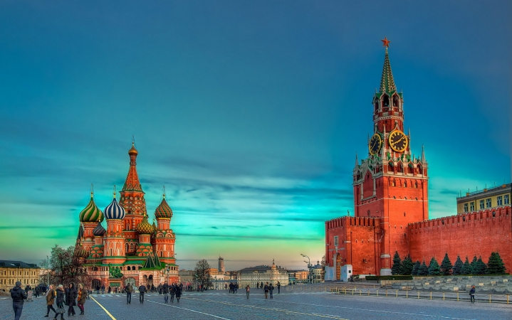 Moscow Tour 5 days/4 nights 2021