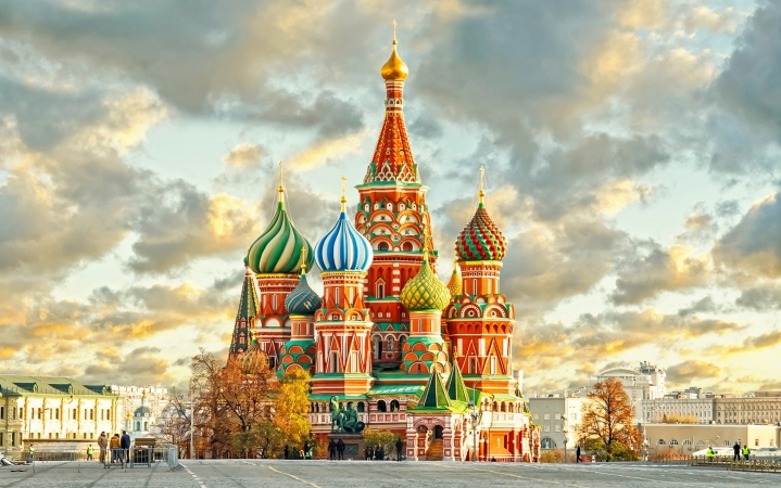 Tour Moscow and Sochi 8 days/7 nights 2021