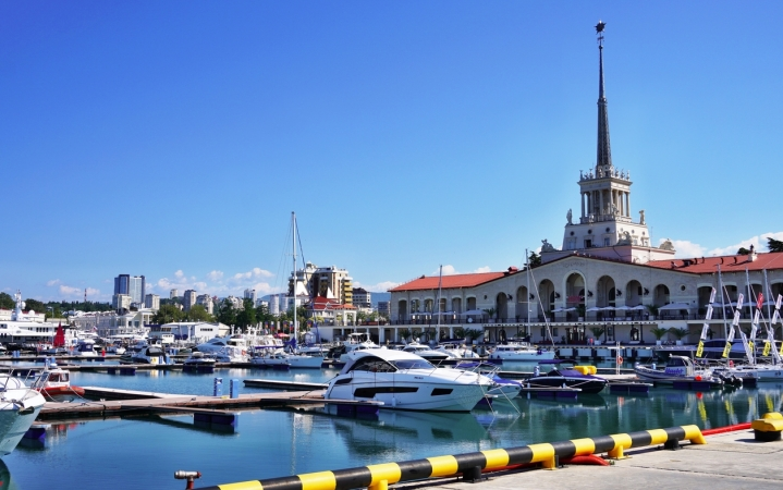 Tour: Sochi Highlights from Dubai - 8 days, 7 nights (Air ticket + hotel + transfer only)